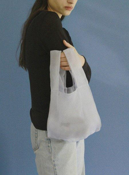 Georgia Jay Dahlia bag - white