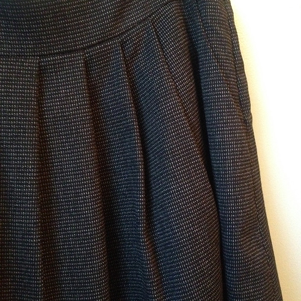 Dagg & Stacey Pleated Skirt