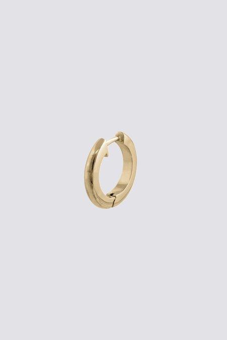 UNISEX Varon Aro Hoop - 14K Gold