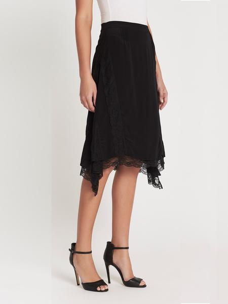 IRO Present Skirt - BLACK