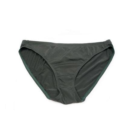 Land of Women Classic Supersoft Bikini  - Forest Green
