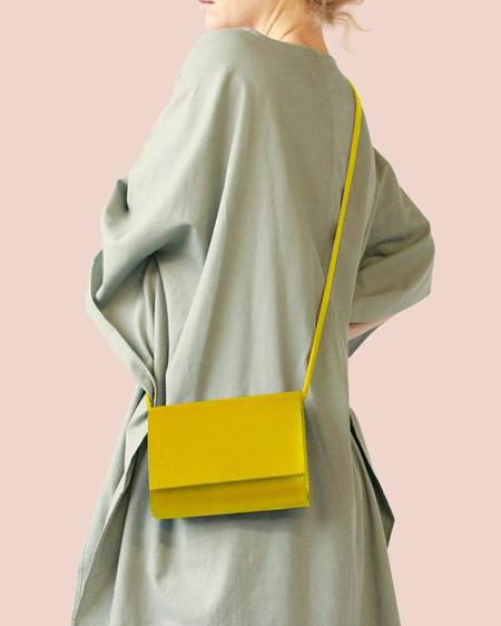 Future Glory Addison Mini Crossbody - Yellow