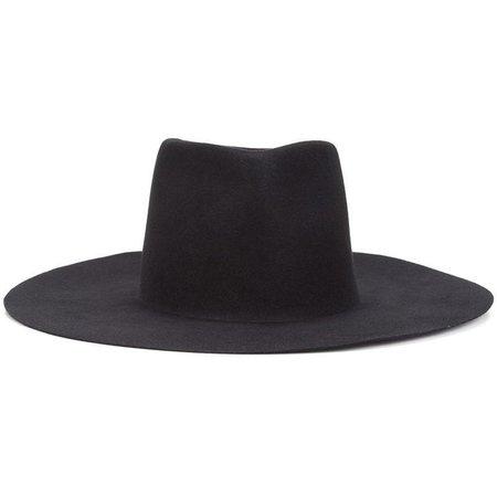 Reinhard Plank Nana Hat - Black