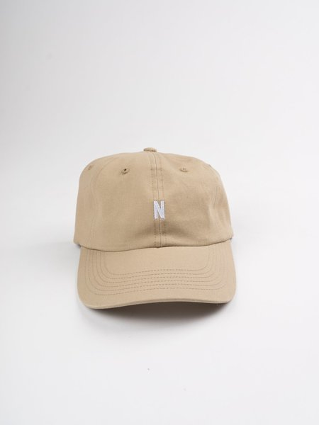 943ef355cc6 ... Norse Projects Twill Sports Cap - Utility Khaki