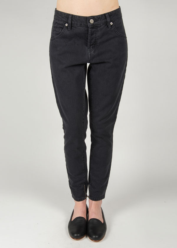 Objects Without Meaning - Boy Zip Jean