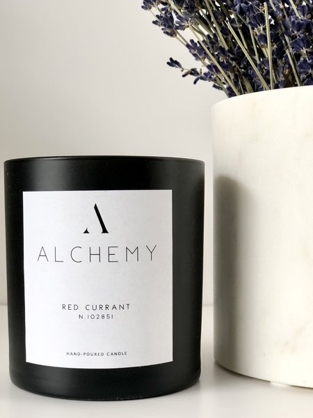 Alchemy Co. Red Currant Candle