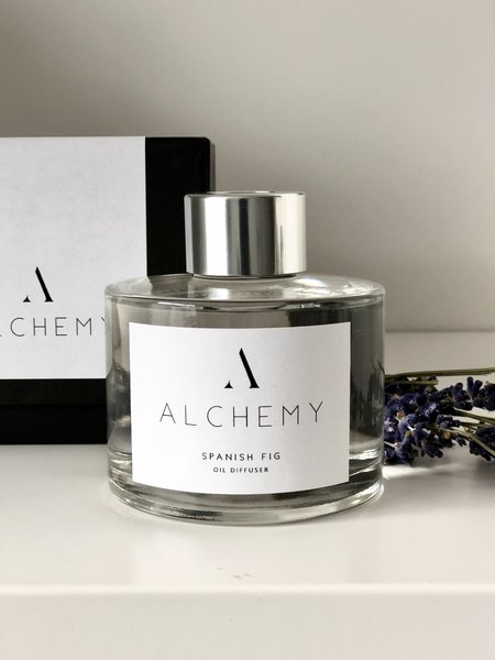 Alchemy Co. Oil Diffuser - Spanish Fig
