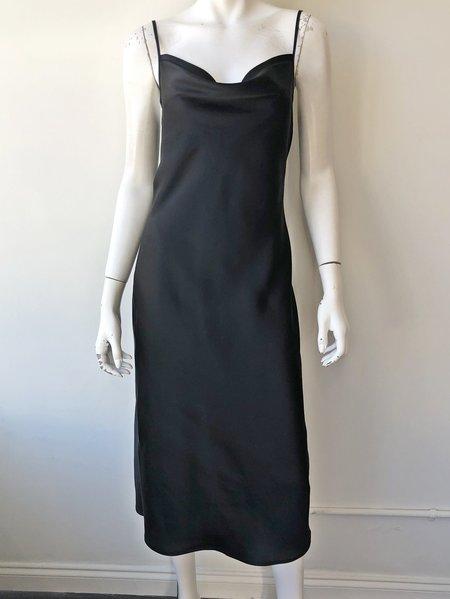 Joie Marcenna Slip Dress - Caviar