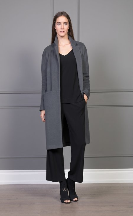 CLEMENTINE'S x MEROTTO PRIVÉ Charlie Cashmere Wool Coat