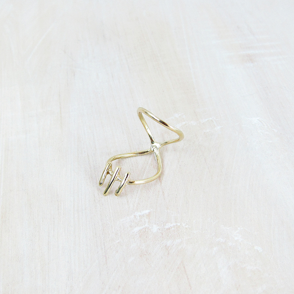Mantra double ring