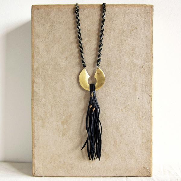 Marisa Mason Cyprus necklace