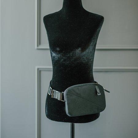 Holdur Canvas Bag - Black