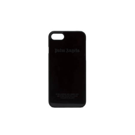 Palm Angels iPhone 8 Metal Case - Black