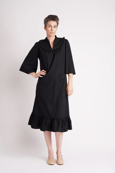 Built by Wendy Cabana Dress - Black
