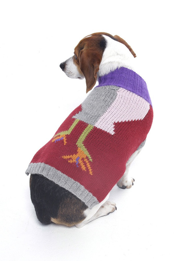 Ceramics Dog Sweater