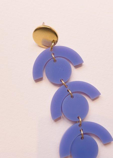 Clementines Sky High Mia Tai Earrings