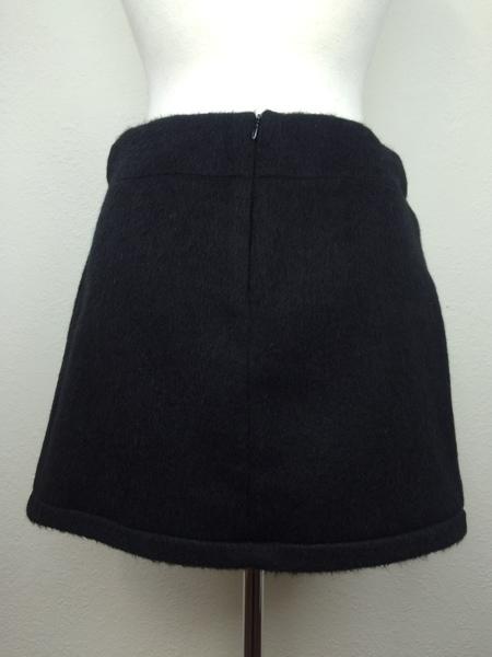 Atelier Delphine Slouchy Short Wrap Skirt