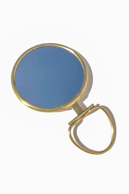 Roost Florin Vanity Mirror - Brass