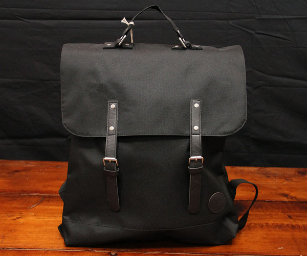 Enter Accessories - Backpack - Rust/Black
