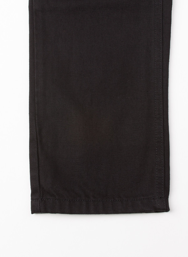 Men's AMI Fit 5 Pocket Jeans Raw Black