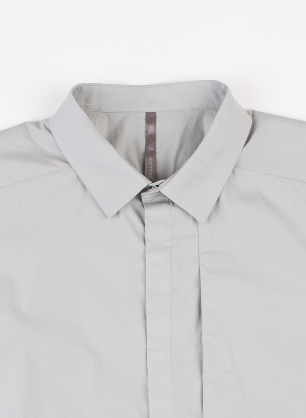 Men's Arc'teryx Veilance Component Shirt Talus Grey