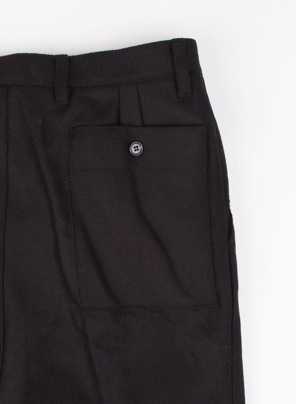 Camo Coppi Trousers Black