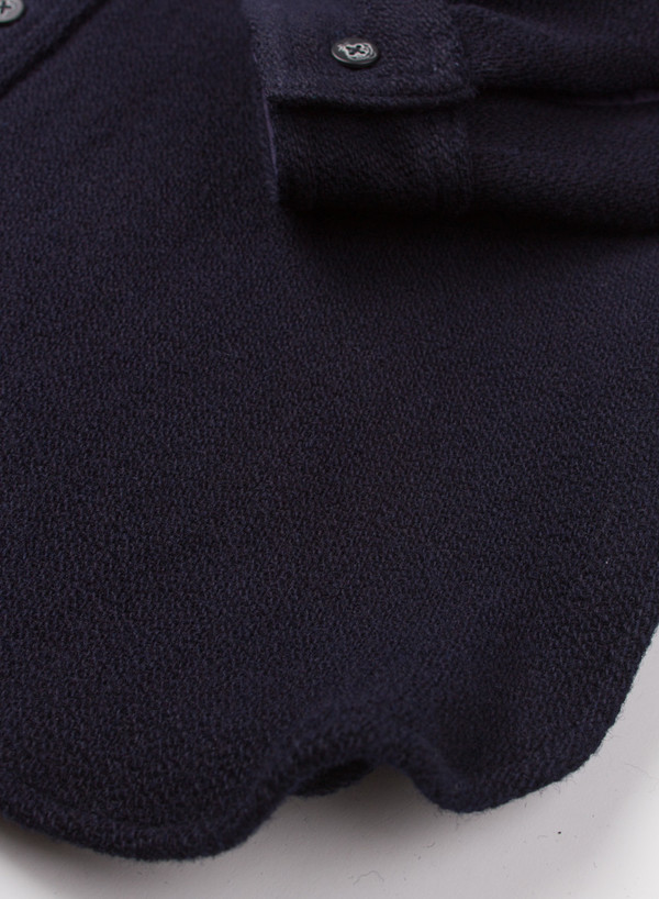 Men's Needles CPO Indigo Melton Wool