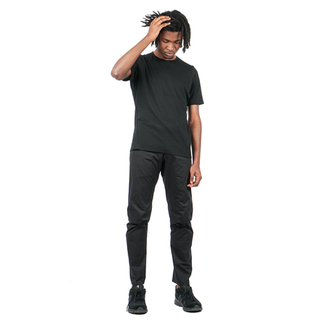 Arc'teryx Veilance FRAME SHORT SLEEVE SHIRT - BLACK