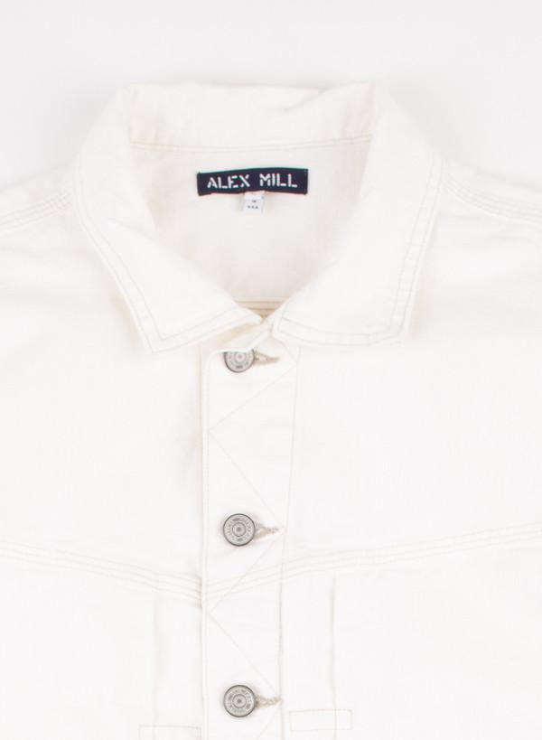 Men's Alex Mill Selvedge Cowboy Jacket