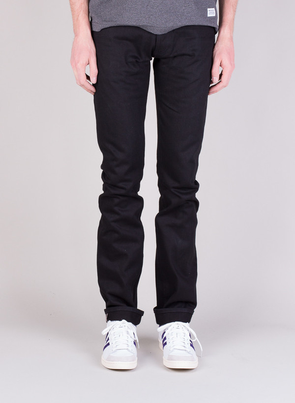 3Sixteen ST-220X Denim Jeans Black/Black