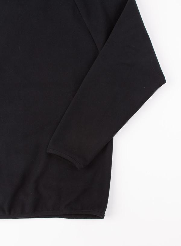 Men's Camo Tovagliolo Sweatshirt Pile Black