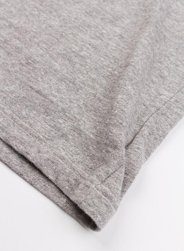 Men's National Athletic Goods V Pocket Tee Mid Grey
