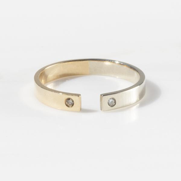 TARA 4779 Open Ring No. 2 - 50-50