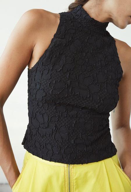 Rachel Comey Smoke Top - Black