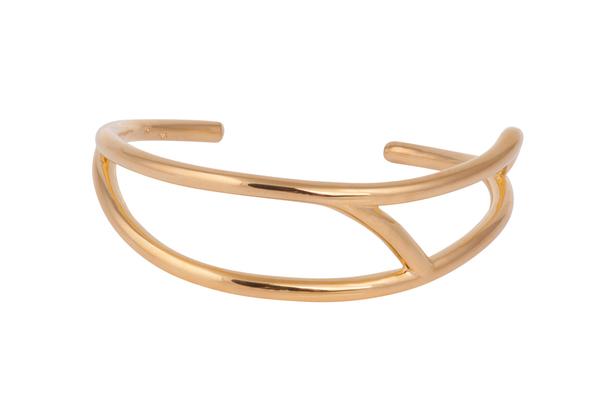 Shahla Karimi Paris Seine River Cuff Bracelet