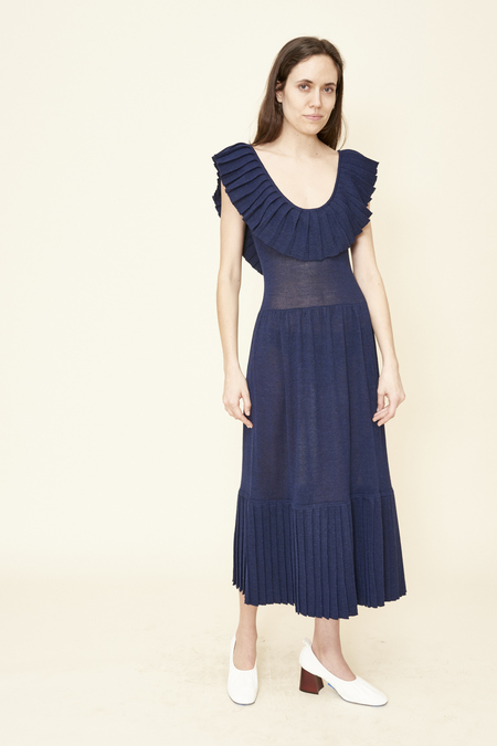 Hesperios Florence, Frill Neck Dress