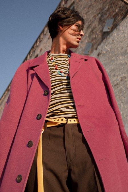 Marni Oversized Tweed Coat