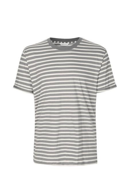 Samsoe Samsoe Emmo Stripe Tshirt - Wind Chime