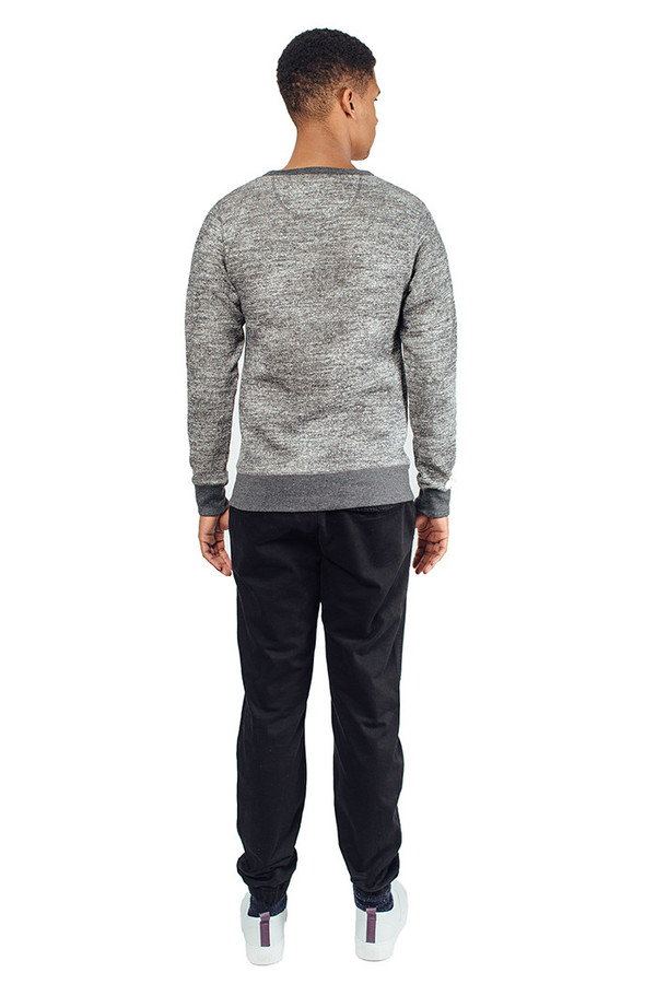 Men's LA panoplie Crewneck Sweater Melange
