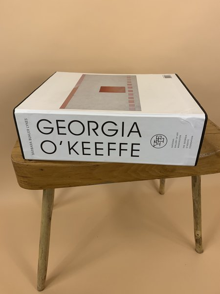 VINTAGE RABA MARFA HARDCOVER GEORGIA O'KEEFE COFFEE TABLE BOOK SET