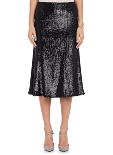 A.L.C. Braxton Skirt - Black/Sequins