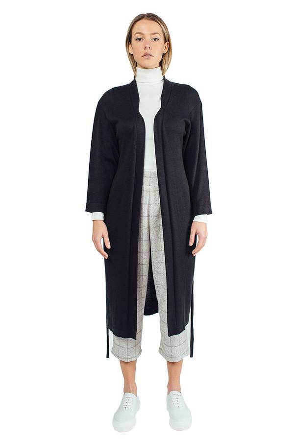 Lauren Manoogian Scrunchy Knit Robe