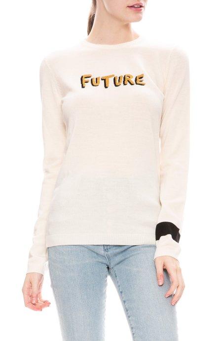 Bella Freud Future Jumper - Ivory