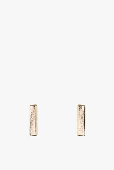 Circadian Studios Bar Stud Earrings