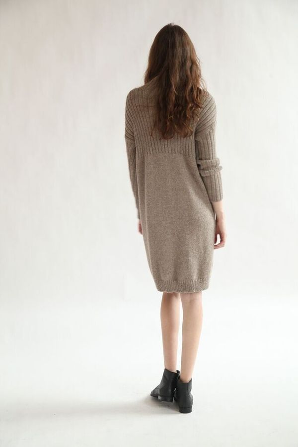 Kordal Ada Dress - Taupe