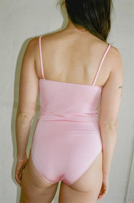 Baserange Soft Swimsuit - Mom Pink