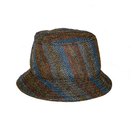 Krammer & Stoudt Tween Buck Hat - Rainbow