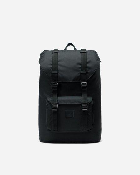 Herschel Supply Co Little America Mid Volume Light Backpack - Black
