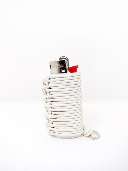 Bless Hiro & Bert Lighter Pin - White