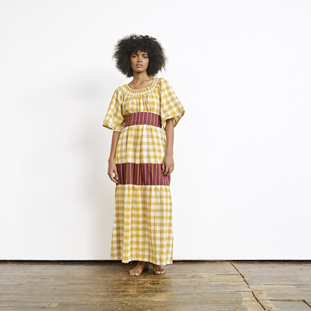Ace & Jig Casa Dress in Fez W/ Valley